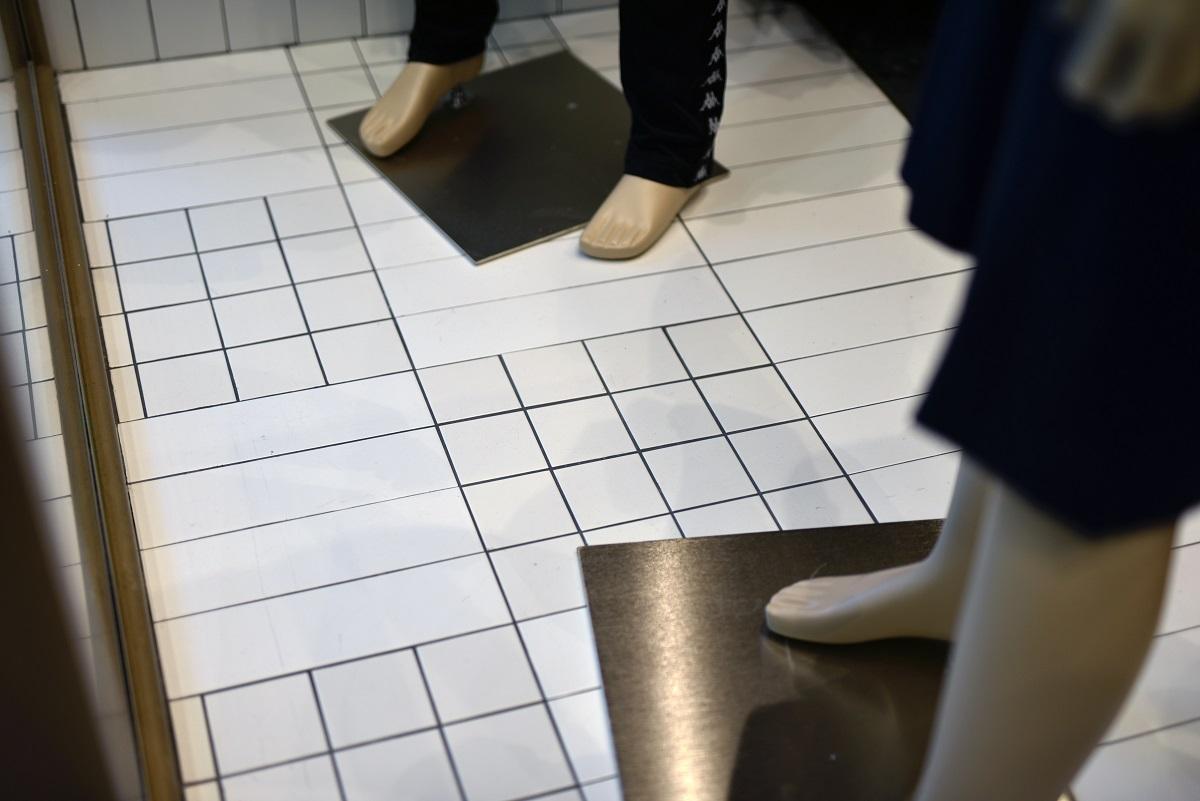 Flooring Challenger Streetwear Masterplanners